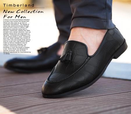 کفش مردانه مجلسی مدل Timberland